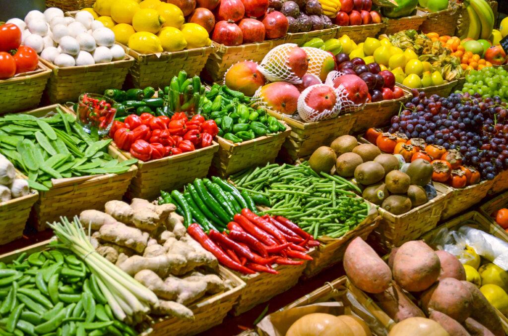 חנות פירות וירקות